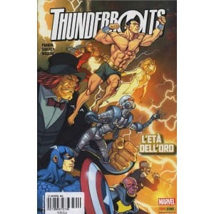 Marvel Mix - N° 101 - Thunderbolts 9: L'Eta' Dell'Oro - Marvel Italia