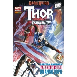 Thor - N° 132 - & I Nuovi Vendicatori - Dark R - Marvel Italia
