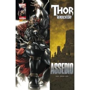 Thor - N° 140 - & I Nuovi Vendicatori - Assedio - Marvel Italia