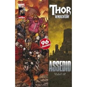 Thor - N° 141 - & I Nuovi Vendicatori - Assedio - Marvel Italia