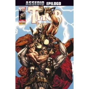 Thor - N° 142 - Assedio - Marvel Italia