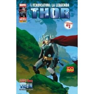 Vendicatori La Leggenda - N° 1 - I Vendicatori: La Leggenda - Marvel Italia