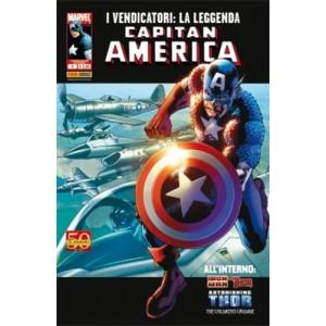 Vendicatori La Leggenda - N° 4 - Capitan America -  Marvel Italia