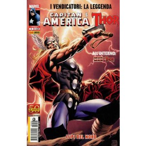 Vendicatori La Leggenda - N° 6 - Capitan America & Thor - Marvel Italia