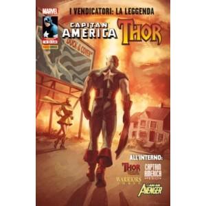 Vendicatori La Leggenda - N° 10 - Thor & Capitan America - Marvel Italia