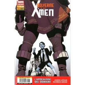 Wolverine E Gli X-Men Nuova N. - N° 5 - Wolverine E Gli X-Men - Wolverine E Gli X-Men Marvel Italia