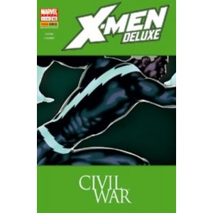 X-Men Deluxe - N° 145 - Civil War - Marvel Italia