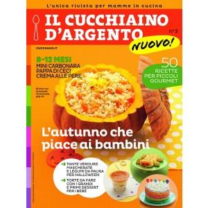 IL CUCCHIAINO D'ARGENTO N. 0003
