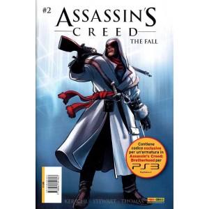 Cult Comics - N° 64 - Assassin'S Creed: The Fall 2 - Playstation 3 Var. - Panini Comics