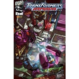 Mega Cult - N° 14 - Transformers - Armada 1 - Panini Comics