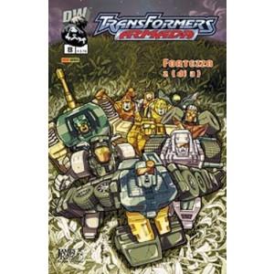 Mega Cult - N° 18 - Transformers 8 - Panini Comics