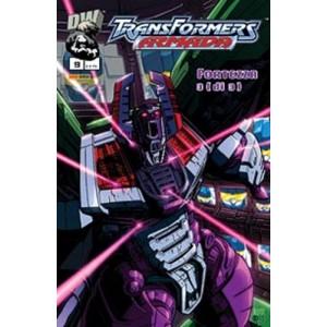 Mega Cult - N° 19 - Transformers 9 - Panini Comics