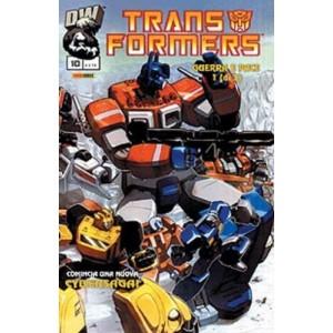 Mega Cult - N° 20 - Transformers 10 - Panini Comics