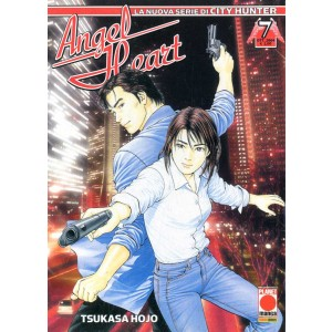 Angel Heart - N° 7 - Angel Heart (M66) - Planet Manga