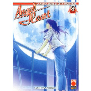 Angel Heart - N° 8 - Angel Heart (M66) - Planet Manga