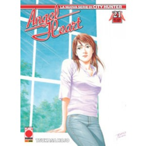Angel Heart - N° 21 - Angel Heart (M66) - Planet Manga