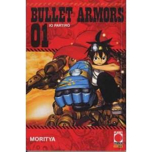 Bullet Armors - N° 1 - Bullet Armors - Manga Extra Planet Manga