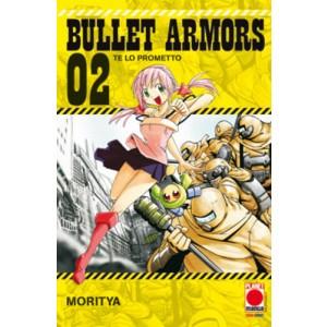 Bullet Armors - N° 2 - Bullet Armors - Manga Extra Planet Manga