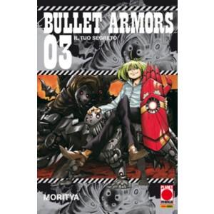 Bullet Armors - N° 3 - Bullet Armors - Manga Extra Planet Manga