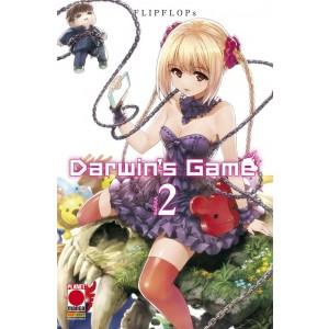 Darwin'S Game - N° 2 - Darwin'S Game - Manga Extra Planet Manga
