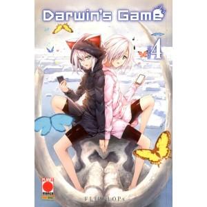 Darwin'S Game - N° 4 - Darwin'S Game - Manga Extra Planet Manga