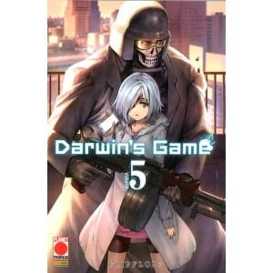Darwin'S Game - N° 5 - Darwin'S Game - Manga Extra Planet Manga