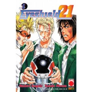 Eyeshield 21 - N° 5 - Eyeshield 21 (M37) - Manga Sun Planet Manga