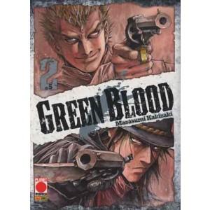 Green Blood - N° 2 - Green Blood (M5) - Planet Fantasy Planet Manga