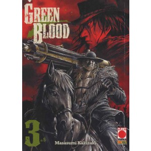 Green Blood - N° 3 - Green Blood (M5) - Planet Fantasy Planet Manga