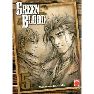 Green Blood - N° 5 - Green Blood (M5) - Planet Fantasy Planet Manga