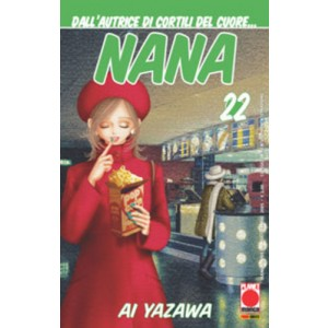 Nana - N° 22 - Nana 22 - Manga Love Planet Manga