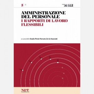 Amministrazione del personale I rapporti di lavoro flessibili