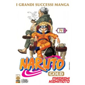 Naruto Gold - N° 14 - Naruto Gold - Planet Manga