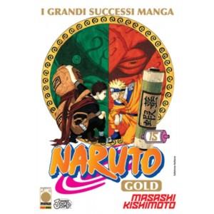 Naruto Gold - N° 15 - Naruto Gold - Planet Manga