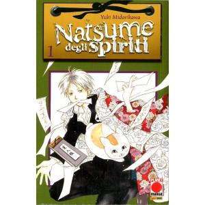 Natsume Degli Spiriti - N° 1 - Natsume Degli Spiriti - Planet Fantasy Planet Manga