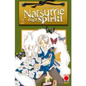 Natsume Degli Spiriti - N° 2 - Natsume Degli Spiriti - Planet Fantasy Planet Manga