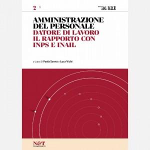 Amministrazione del personale Datore di lavoro, il rapporto con INPS e INAIL