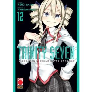 Trinity Seven - N° 12 - Accademia Delle Sette Streghe - Manga Adventure Planet Manga