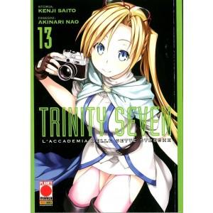 Trinity Seven - N° 13 - Accademia Delle Sette Streghe - Manga Adventure Planet Manga