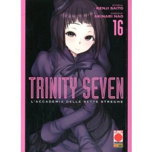 Trinity Seven - N° 16 - Accademia Delle Sette Streghe - Manga Adventure Planet Manga