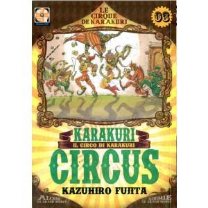 Karakuri Circus (M43) Edicola - N° 3 - Karakuri Circus - Yokai Collection Rw Goen