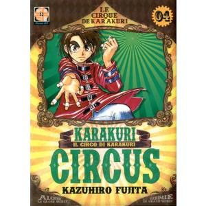 Karakuri Circus (M43) Edicola - N° 4 - Karakuri Circus - Yokai Collection Rw Goen