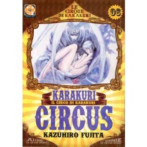 Karakuri Circus (M43) Edicola - N° 6 - Karakuri Circus - Yokai Collection Rw Goen