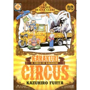 Karakuri Circus (M43) Edicola - N° 8 - Karakuri Circus - Yokau Collection Rw Goen
