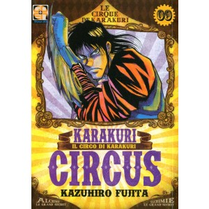 Karakuri Circus (M43) Edicola - N° 9 - Karakuri Circus - Yokai Collection Rw Goen