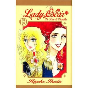 Lady Oscar Edicola - N° 10 - Le Rose Di Versailles - Lady Collection Rw Goen