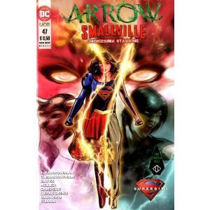 Arrow/Smalville - N° 47 - Arrow/Smalville - Rw Lion
