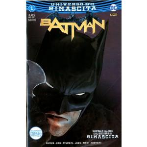 Batman - N° 1 - Batman - Batman Rw Lion