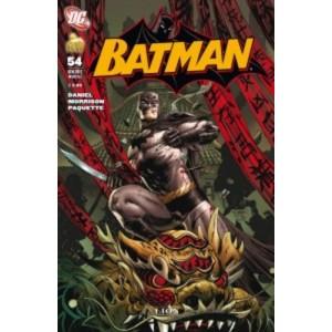 Batman 2007 - N° 54 - Batman - Rw Lion