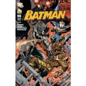 Batman 2007 - N° 55 - Batman - Rw Lion